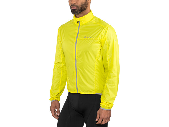 VAUDE Air III Jacket Herr canary